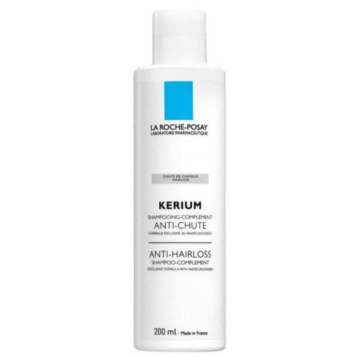 La Roche - Posay Šampon proti vypadávání vlasů Kerium (Anti-Hairloss Shampoo-Complement) 200 ml