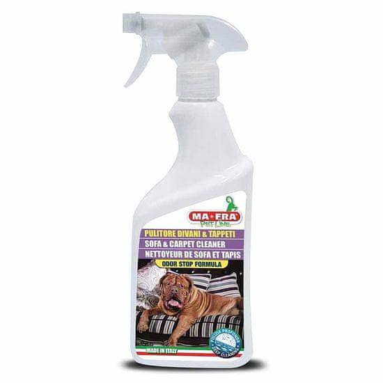 MA-FRA čistilno sredstvo za kavče in preproge Deep Cleaning, 500 ml
