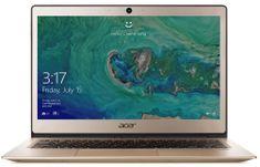 Acer prenosnik Swift SF113-31-P7DY N4200/4GB/eMMC64GB/13,3FHD/W10S, zlat (NX.GPMEX.007)