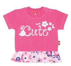 2be3 dívčí tričko Cute