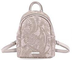 Tamaris dámský světle růžový batoh Matilda