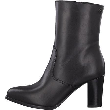 Tamaris buty za kostkę damskie 36, czarny
