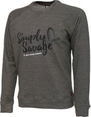 Savage Gear Mikina Simply Savage Sweater