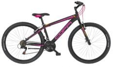 "Coppi rower górski Brave Lady 27,5"" L black/pink 18"""