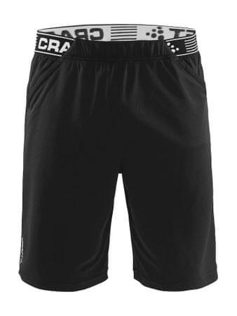 Craft moške kratke hlače Deft Shorts M Black Melang, črne, S