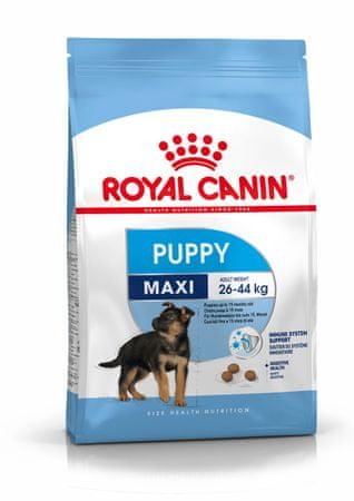 Royal Canin hrana za pasje mladičke Royal Maxi, 4 kg