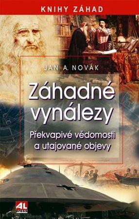 Novák Jan A.: Záhadné vynálezy