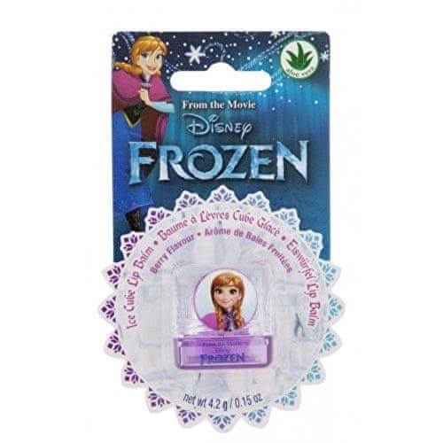 Lip Smacker Balzám na rty pro děti s příchutí lesního ovoce Disney Frozen Ice Cube Anna Blst (Lip Balm Berry Flavour) 4,2 g
