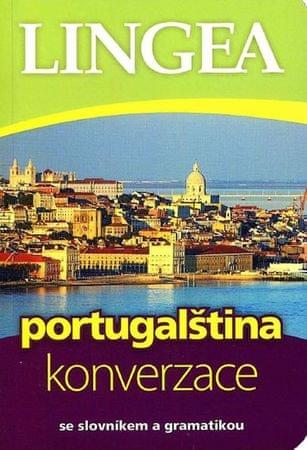Portugalština - konverzace se slovníkem a gramatikou