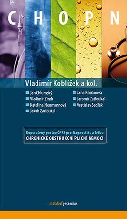 Koblížek Vladimír: CHOPN - Doporučený postup ČPFS pro diagnostiku a léčbu chronické obstrukční plicn