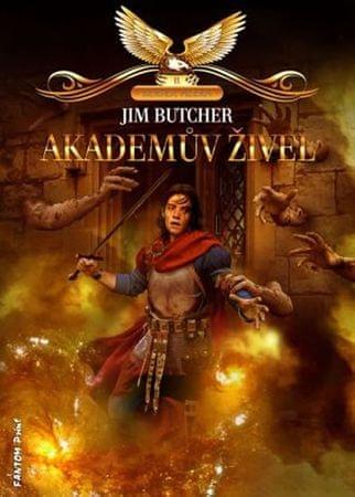 Butcher Jim: Kodex Alera 2 - Akademův živel