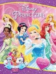 Disney Walt: Princezna - Knížka na celý rok 2016