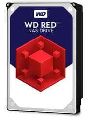 "WD trdi disk Red 10 TB, 8,89 cm (3,5""), SATA3, 5400, 256 MB (WD100EFAX)"