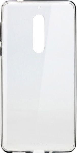 Nokia Slim Crystal Cover CC-102 for Nokia 5 CC-102