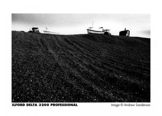 Ilford film Delta 3200 120 (1921535)