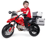 12 - PEG PEREGO motocykl dla dzieci Ducati Enduro 12V