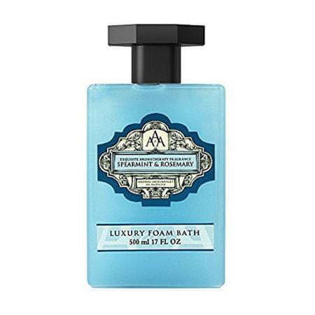 Somerset Toiletry Pena do kúpeľa so sviežou vôňou mäty a rozmarínu (Luxury Foam Bath) 500 ml
