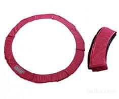Too Much zaščitna pena za trampolin, 305 cm, roza