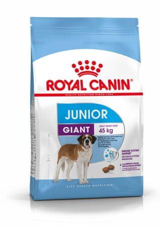 Royal Canin hrana za mlade pse orjaških pasem, 15 kg
