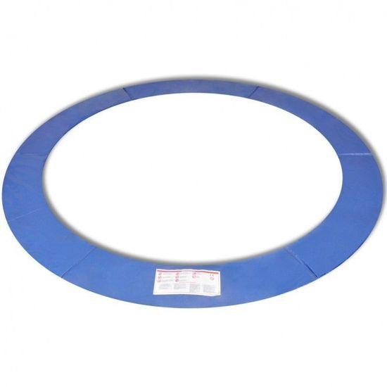 Too Much zaščitna pena za trampolin, 400 cm, modra