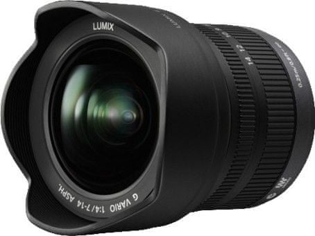 Panasonic 7-14 mm Lumix G Vario F4 (H-F007014E)