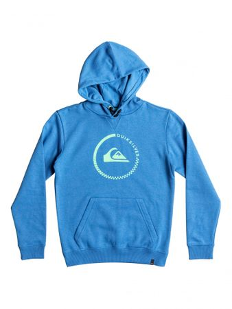 Quiksilver Big Logo Hood Youth B Otlr Star Sapphire XL/16