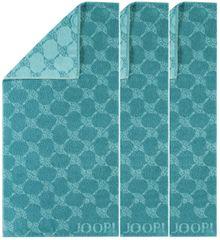 JOOP! uteráky 50x100 cm, cornflower 3ks tyrkysová