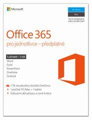 Microsoft Office 365 pro jednotlivce (QQ2-00602)