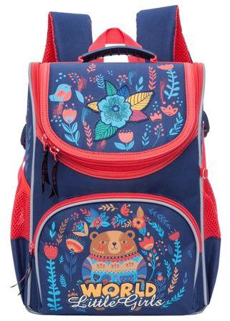 Grizzly Školský batoh RA 773-2