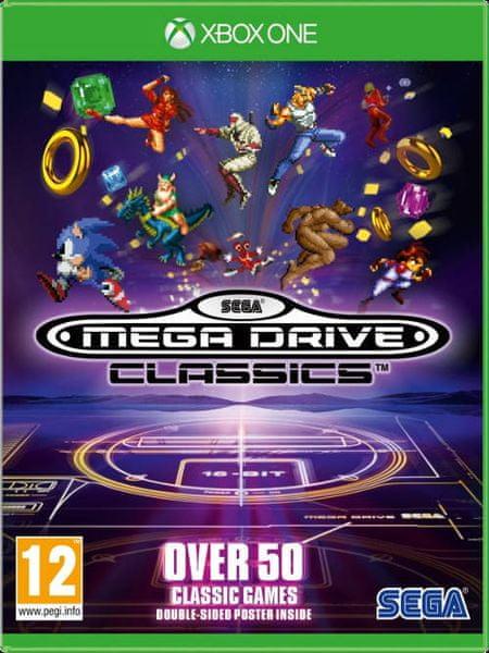 Sega Mega Drive Classics (XONE)