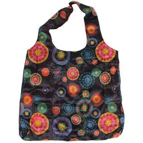 Albi Skládací nákupní taška ALBI s arabeskami