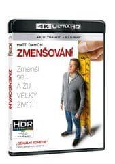 Zmenšování (2 disky) - Blu-ray + 4K ULTRA HD
