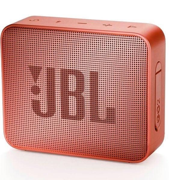 JBL GO 2, cihlová