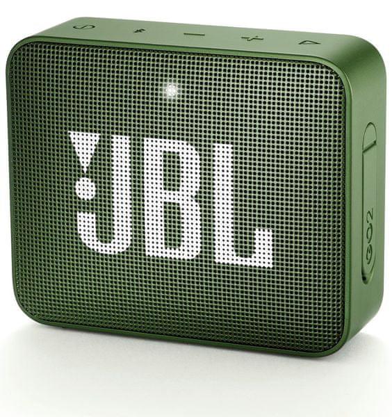 JBL GO 2, zelená
