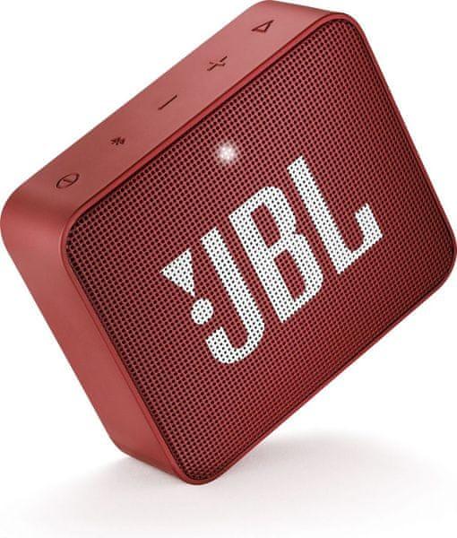 JBL GO 2, červená