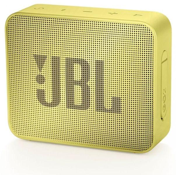 JBL GO 2, žlutá
