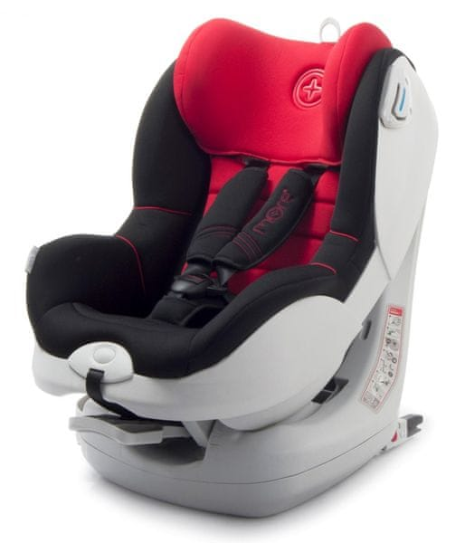 More KIDE 01 Isofix 2018, Red Dragon