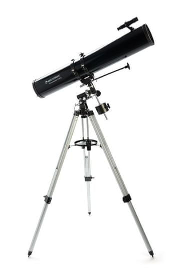 Celestron teleskop PowerSeeker 114 EQ