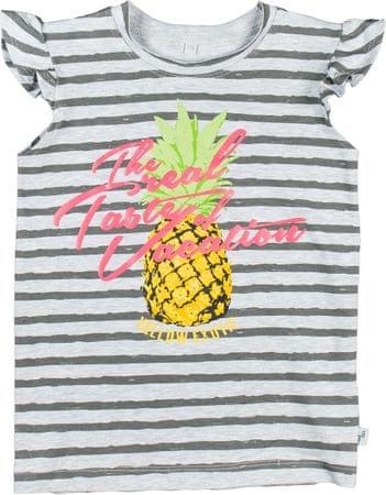 MMDadak dívčí tričko Ananas 110 vícebarevná