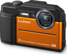 Panasonic digitalni fotoaparat Lumix DC-FT7