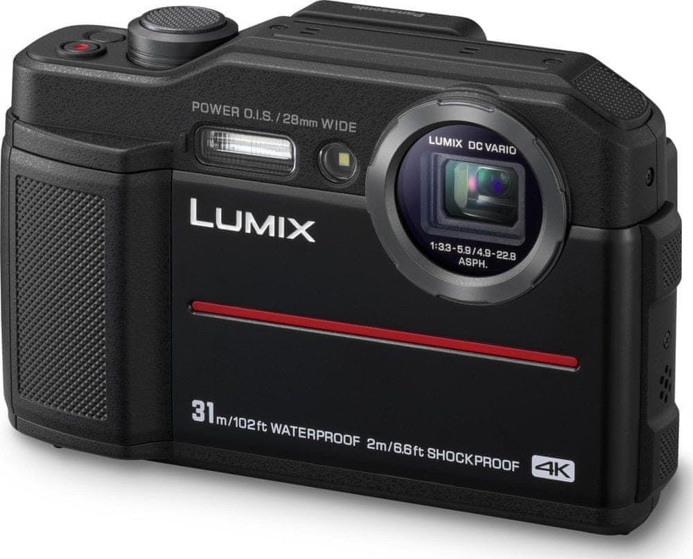 Panasonic Lumix DC-FT7EP Black (DC-FT7EP-K)