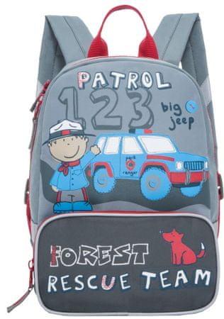 Grizzly RS 890-4 hátizsák a legkisebbeknek