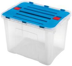 Heidrun škatla za shranjevanje Dragon Box z dodatnimi zatiči, 42 l