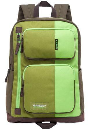 Grizzly RU 619-1 2 diák hátizsák