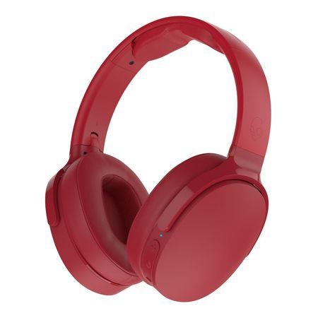 Skullcandy brezžične slušalke Hesh 3 S6HTW, rdeče