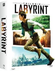 Labyrint: Trilogie (3BD)   - Blu-ray