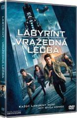 Labyrint: Vražedná léčba   - DVD