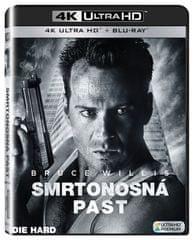 Smrtonosná past (2 disky) - Blu-ray + 4K ULTRA HD