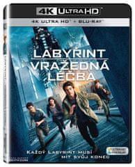 Labyrint: Vražedná léčba (2 disky) - Blu-ray + 4K ULTRA HD