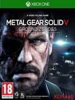 Metal Gear Solid: Ground Zeroes (XONE)